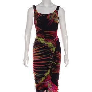 NWT Jean Paul Gaultier Midi Dress L Italy